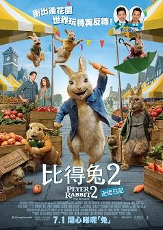 比得兔2:走佬日記(粵語版)