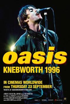 OASIS KNEBWORTH 1996(2021)