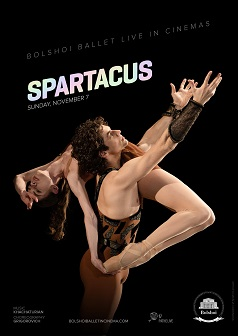 斯巴達克斯(Bolshoi Ballet 2021-22)
